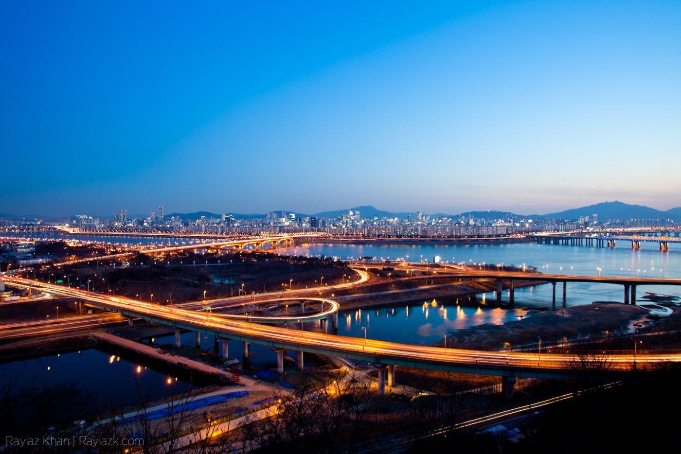 Foto Kota Menakutkan dan Angker di Korea