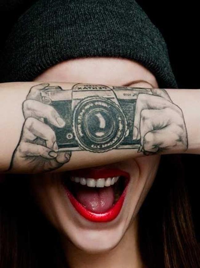 10 Tato 3d Keren Ini Terlihat Hidup Dan Nyata Banget Nomor 5