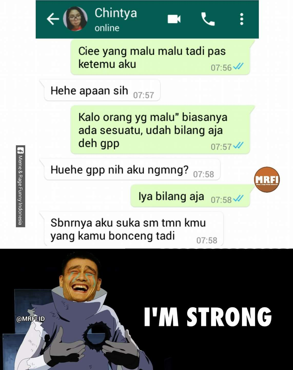 Iam Strong